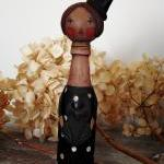 Gilda the witch - 'Bottle Whimsies'..